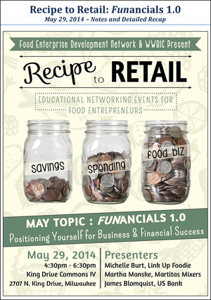 May Recipe to Retail Recap 3